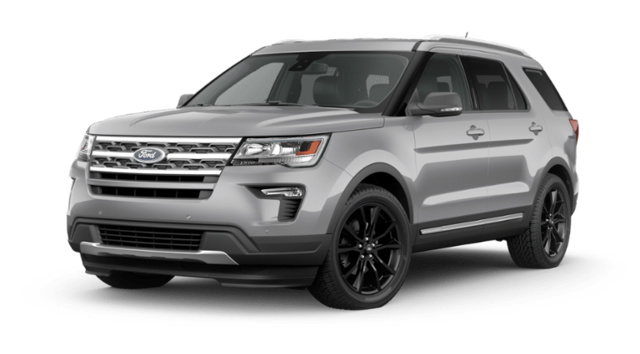 2019 Ford Explorer XLT 4WD SUV